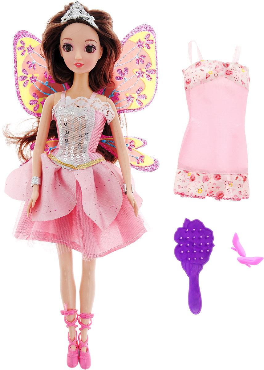 """Кукла """"Лесная фея"""", 2852960, с аксессуарами, 30 см"""