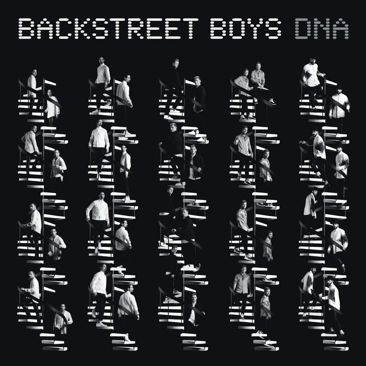 Backstreet Boys Backstreet Boys. Dna (LP) justine davis backstreet hero