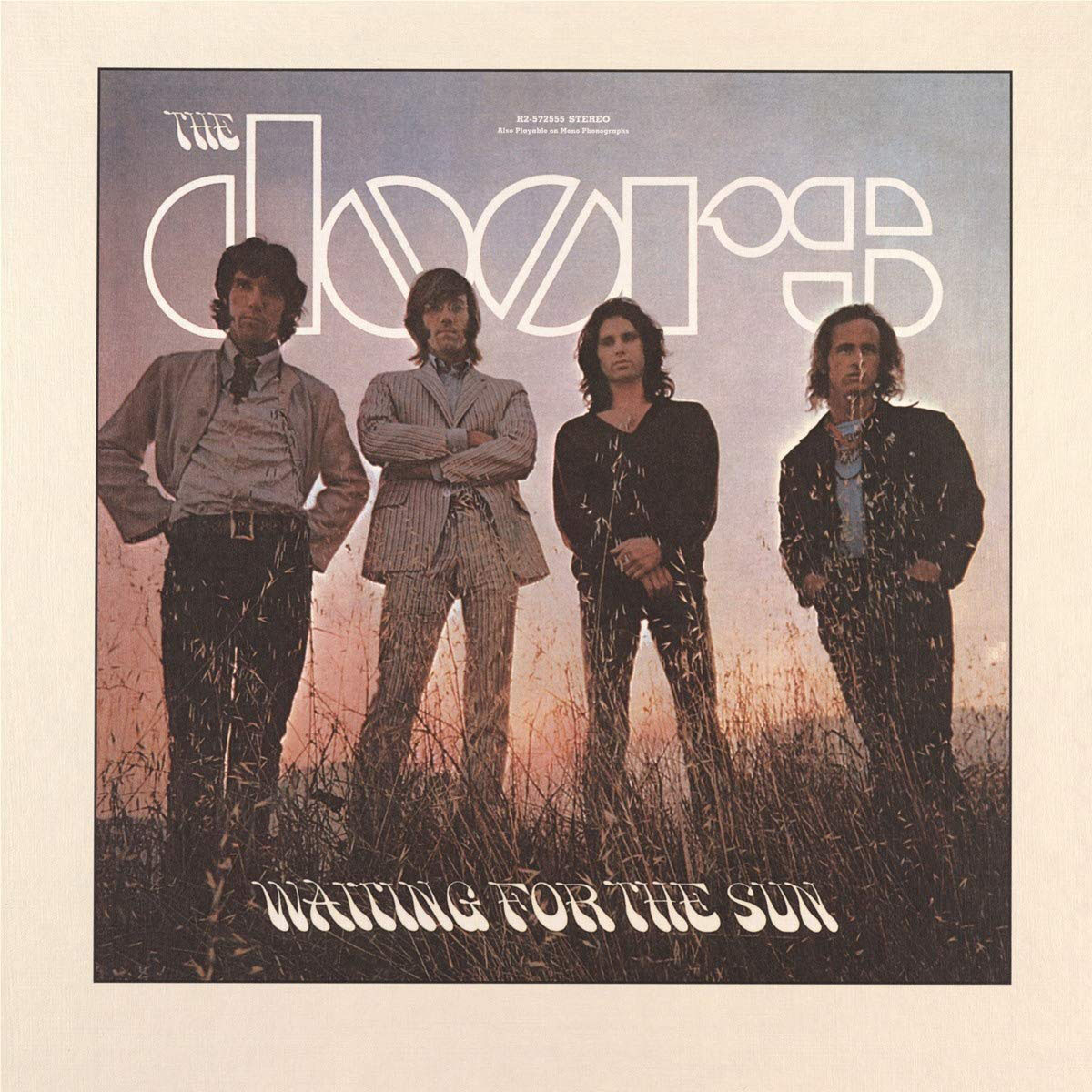 цена на The Doors The Doors. Waiting For The Sun. 50th Anniversary Edition (LP)