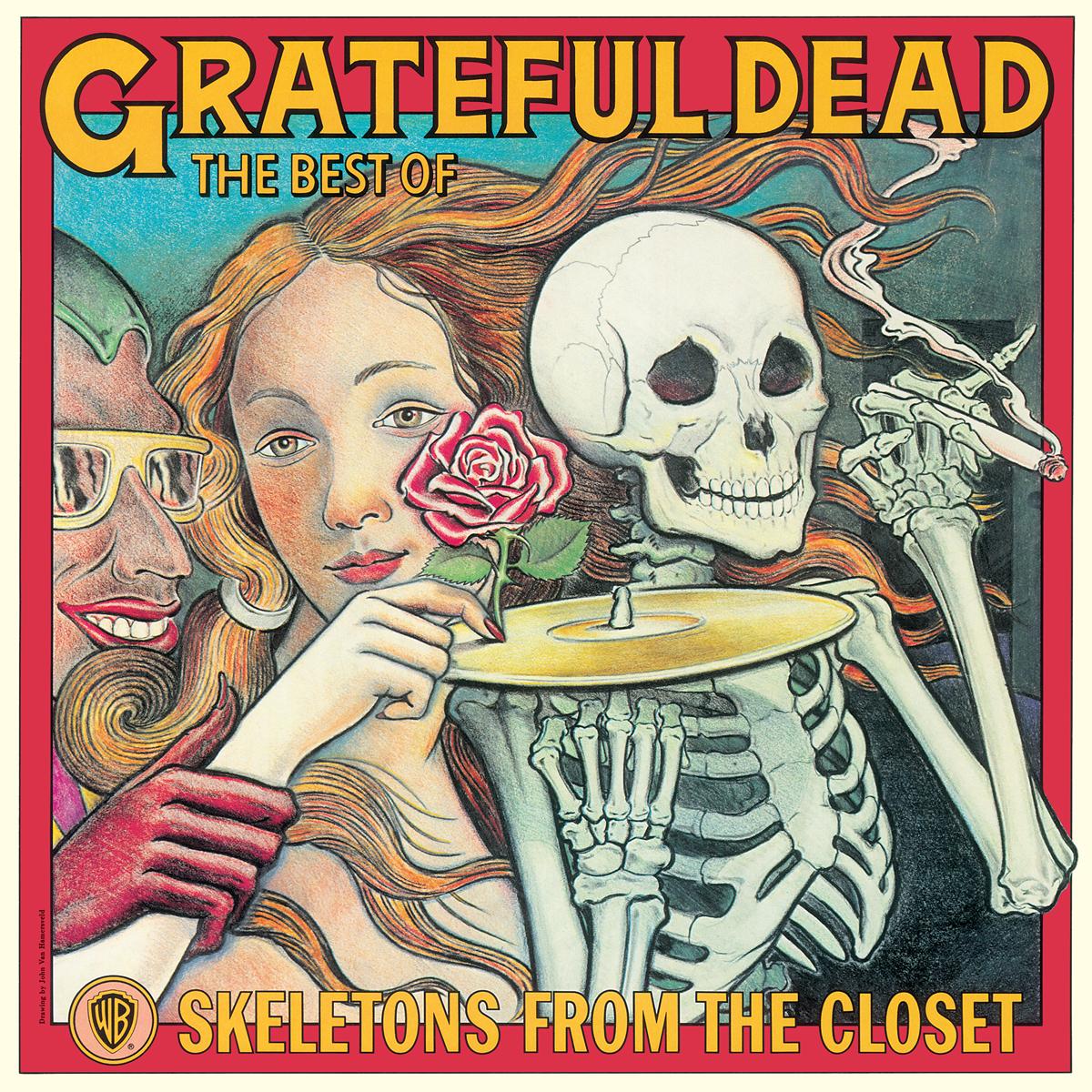 The Grateful Dead Grateful Dead. Skeletons From The Closet (LP) grateful dead grateful dead skeletons from the closet colour
