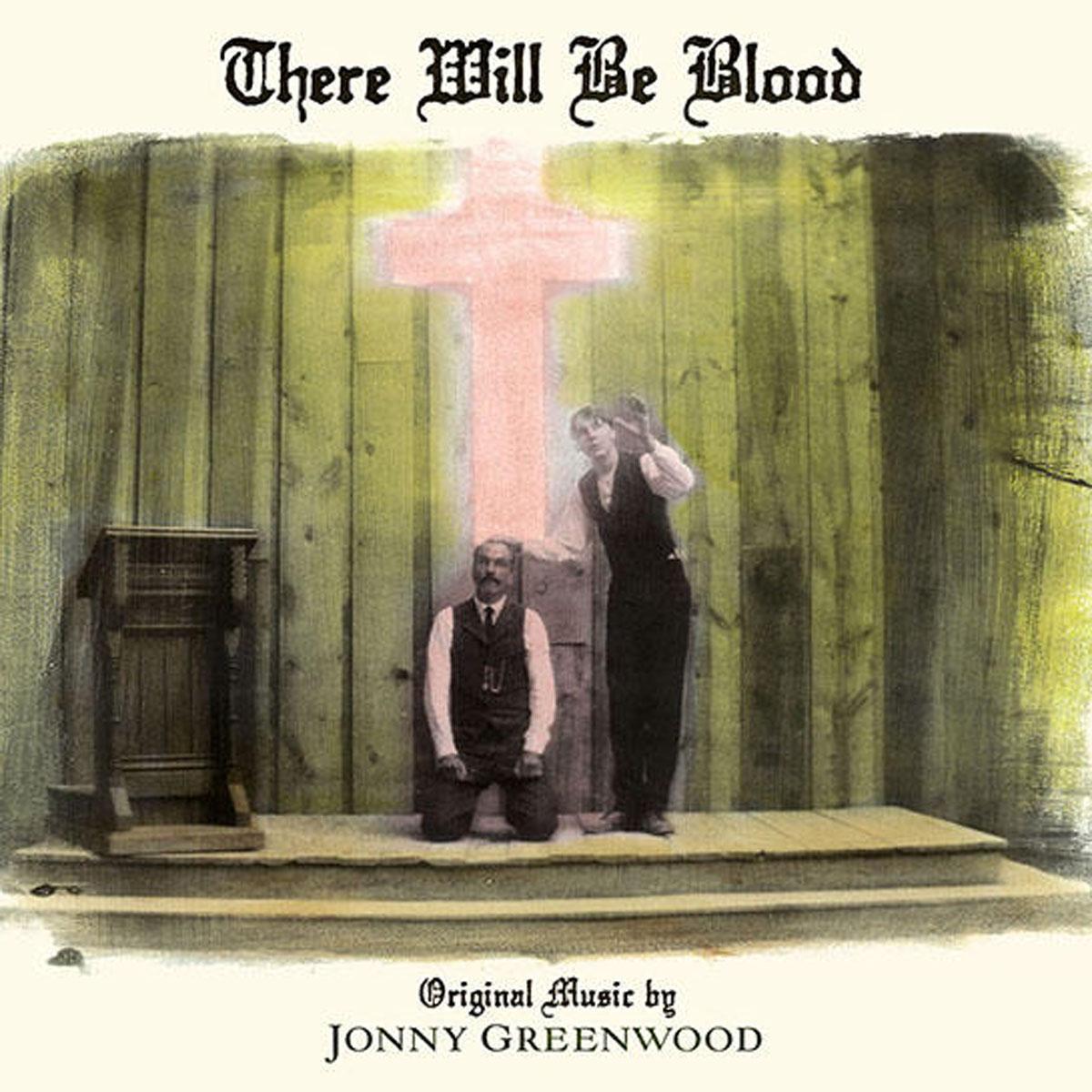 лучшая цена Джонни Гринвуд Jonny Greenwood. There Will Be Blood (LP)