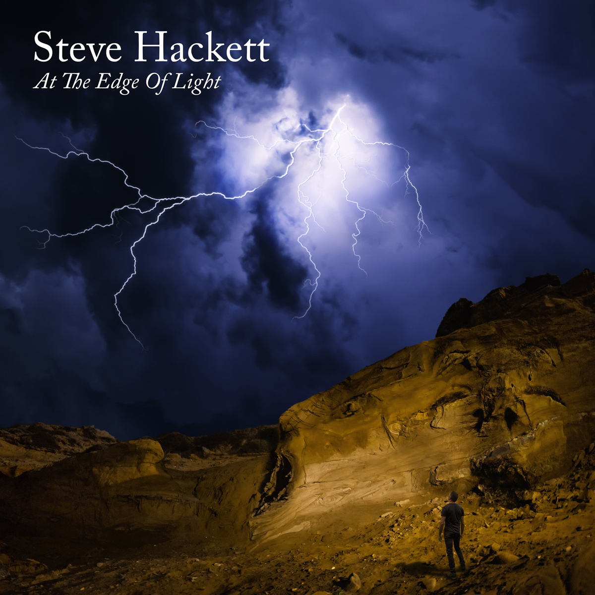 Стив Хэкетт Steve Hackett. At The Edge Of Light (2 LP + CD) steve hackett steve hackett wolflight 2 lp cd