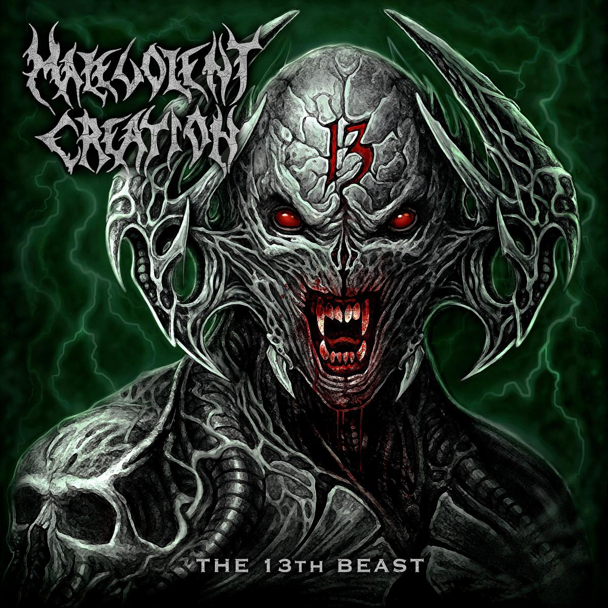 Malevolent Creation Malevolent Creation. The 13Th Beast (LP) the creation
