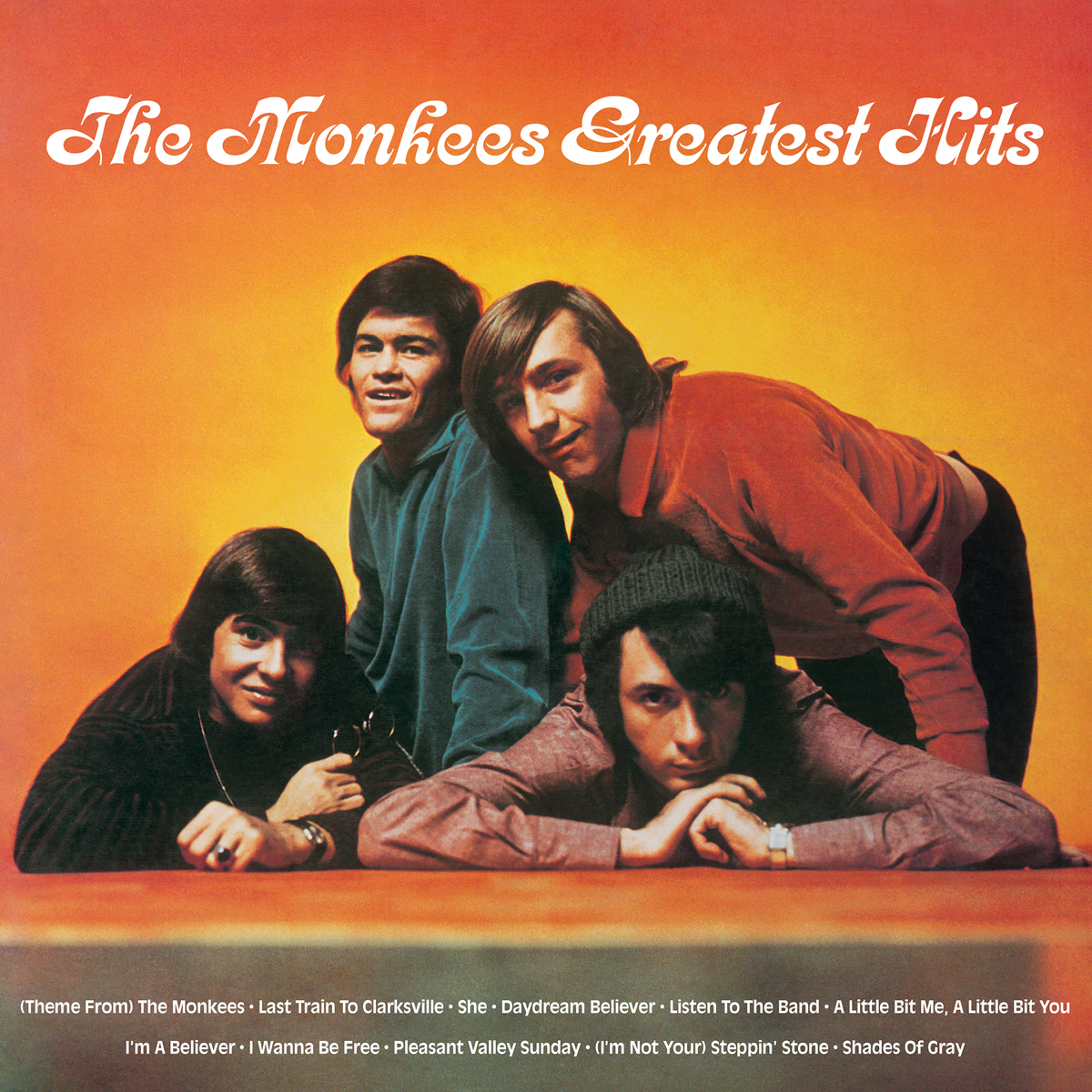The Monkees The Monkees. Greatest Hits (LP) cd george benson the greatest hits of all