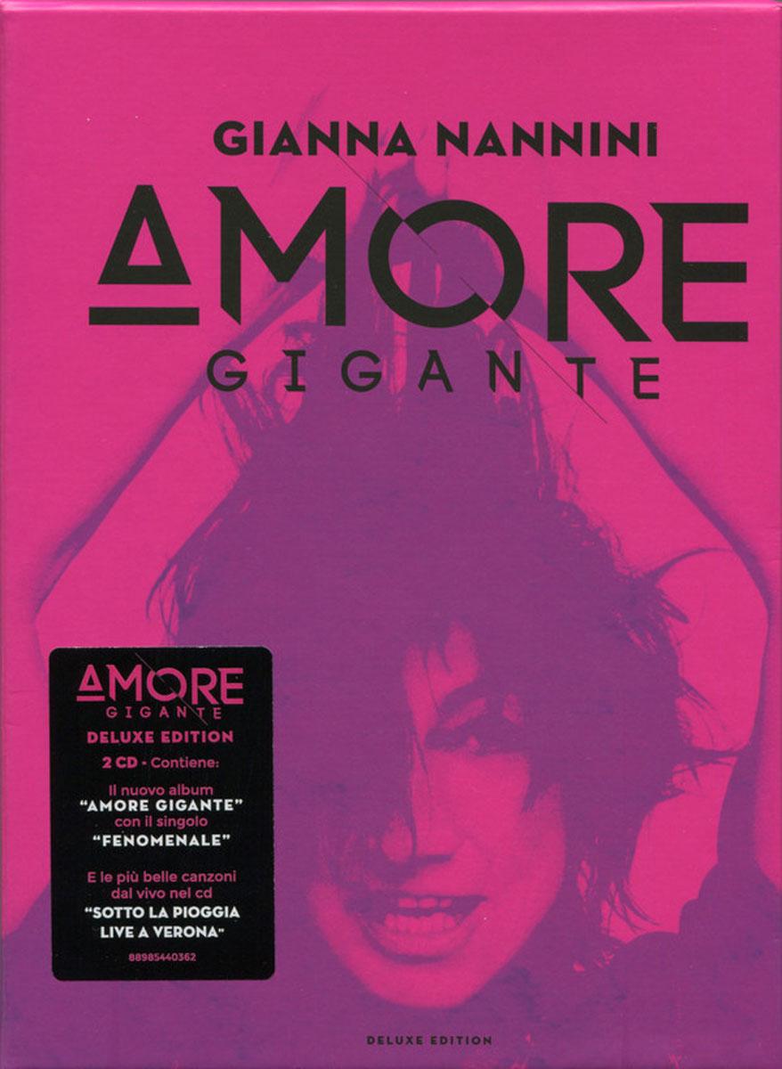 Джианна Наннини Gianna Nannini. Amore Gigante (2 CD) цена в Москве и Питере