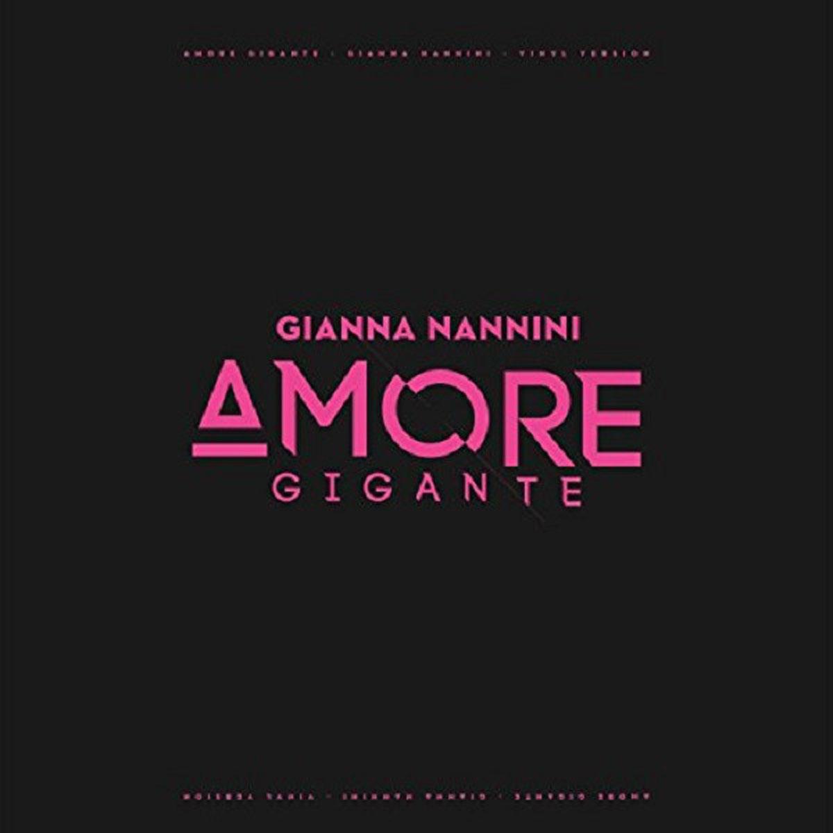 все цены на Джианна Наннини Gianna Nannini. Amore Gigante (LP) онлайн