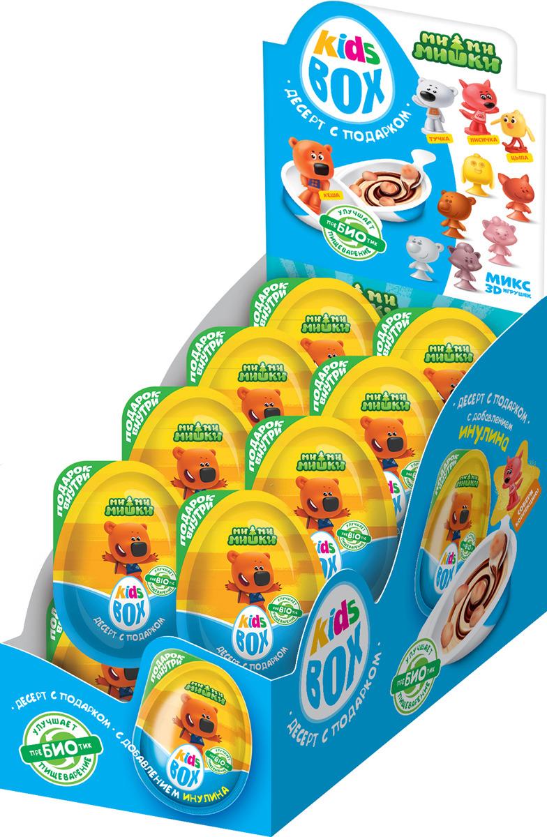Десерт Конфитрейд Кидсбокс Ми-Ми-Мишки, 20 г + подарок десерты конфитрейд ми ми мишки в сахарной глазури с игрушкой 20 г