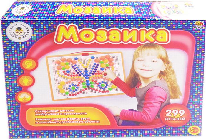 Настольная игра ABtoys Мозаика, PT-00764, 299 предметов