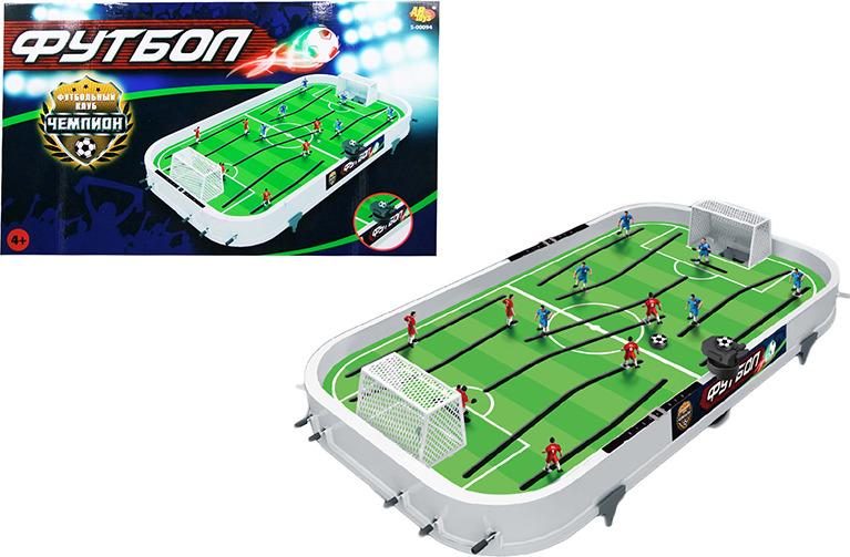 Настольная игра ABtoys Футбол, S-00094, 59 x 8 x 35 см настольная игра abtoys футбол s 00092 wa c8044 50 5 х 29 х 9 см