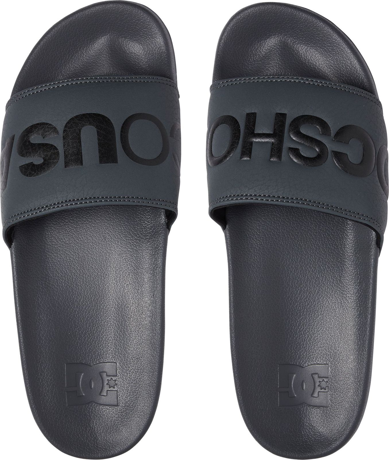 цена Шлепанцы DC Shoes онлайн в 2017 году