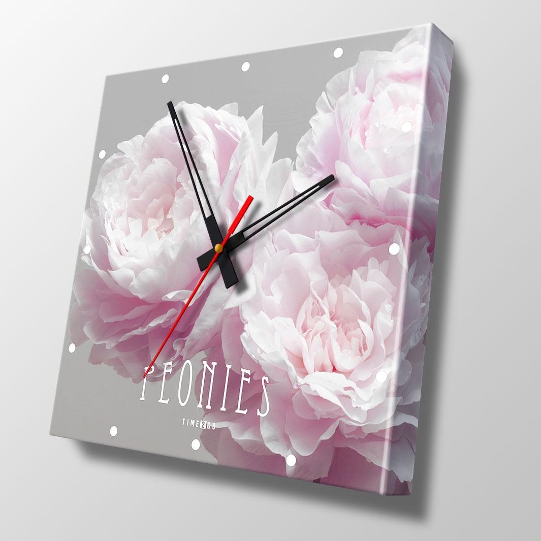 цена на Настенные часы Time2go Настенные часы, 707-1045, серый