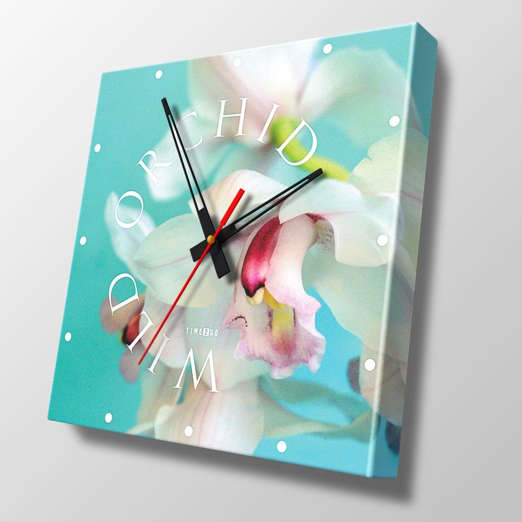 цена на Настенные часы Time2go Настенные часы, 707-1047, бирюзовый