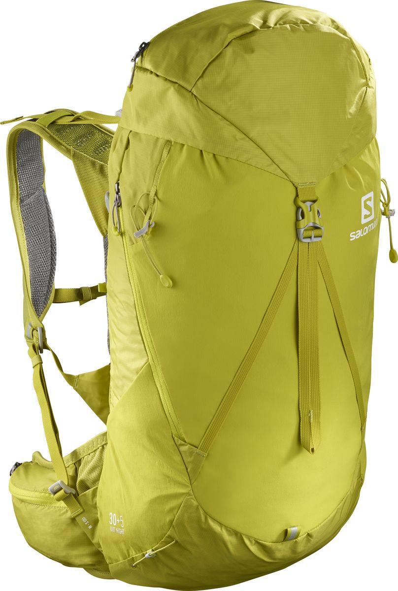 Рюкзак Salomon Out Night 30+5, LC1093300, желтый, 30 л