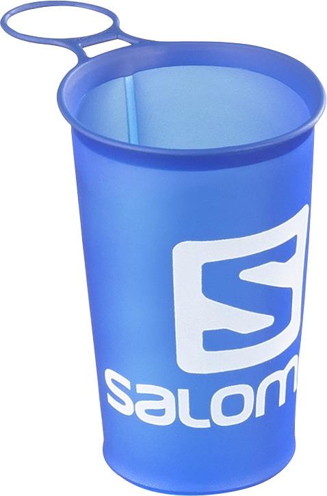 Стакан Salomon Soft Cup Speed, складной, L39389900, голубой, 150 мл