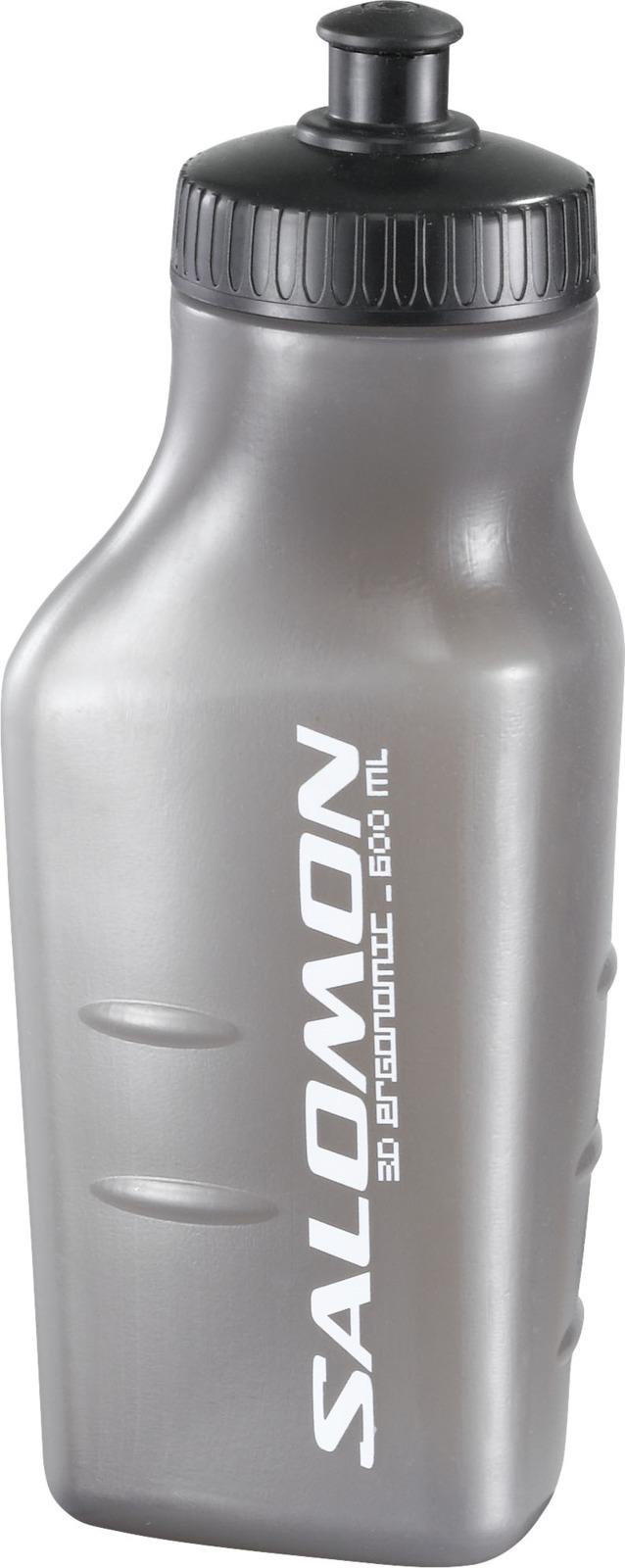 Бутылка для воды Salomon 3D, L32917000, серый, 600 мл