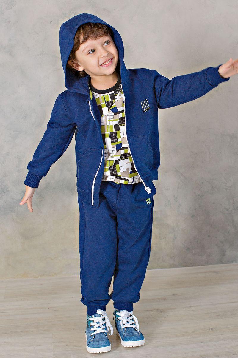 Брюки спортивные Bossa Nova Тетрис брюки спортивные для мальчика bossa nova basic цвет синий 496к 461м размер 116