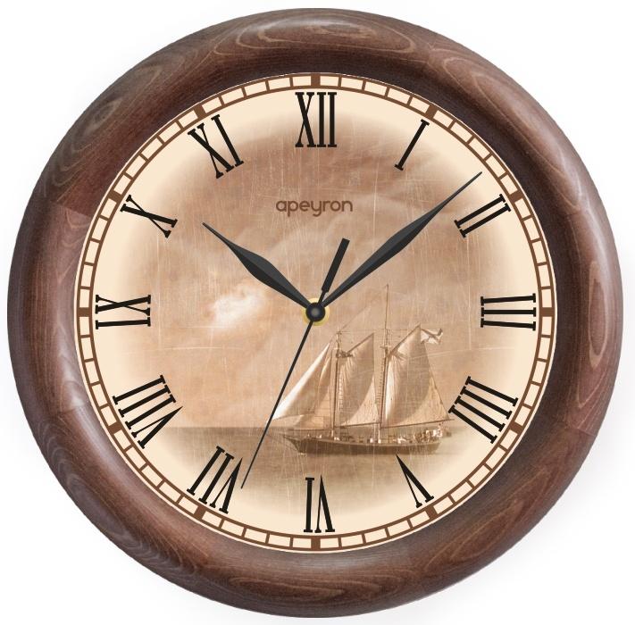 Настенные часы APEYRON electrics Часы настенные APEYRON electrics WD 1608 450