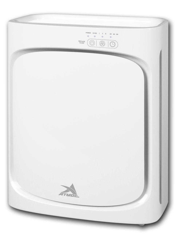 Очиститель воздуха АТМОС 105, ОВ-105ОВ-105Многофункциональный воздухоочиститель «АТМОС-МАКСИ-105» относится к типу приборов многоступенчатой протяжной очистки воздуха и предназначен для очистки воздушных загрязнений в помещениях до 150 м куб. Встроенный в прибор инверторный вентилятор прогоняет грязный окружающий воздух сквозь 6 уровней фильтров внутри корпуса изделия. За счет этого воздух очищается и возвращается обратно в атмосферу помещения. Очиститель воздуха «АТМОС-МАКСИ-105» поддерживает естественный комфортный воздухообмен помещения и использует следующие уровни фильтрации: первичный фильтр, KOREA TRUE HEPA фильтр, угольный и фотокаталитический фильтры, а также бактерицидную ультрафиолетовую лампу и генератор отрицательных ионов кислорода.