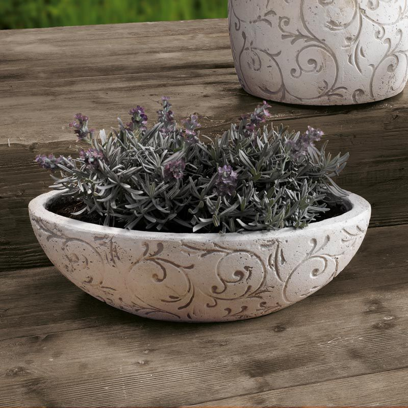 Кашпо ХИТ - декор Узоры, 01423, 01423 декор bradex автополив для растений флаура