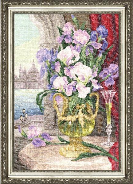 Набор для вышивания Золотое Руно Петербургская соната набор для вышивания золотое руно солнечный день