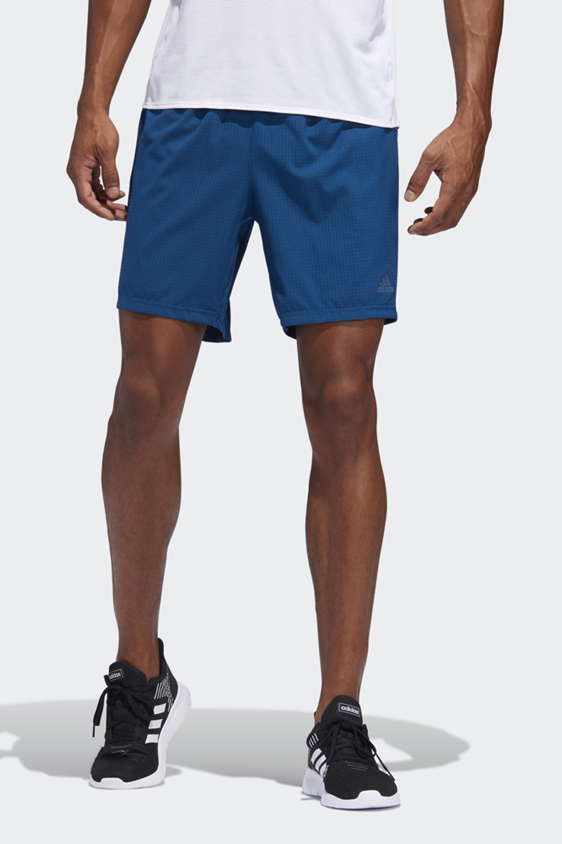 Шорты мужские Adidas Supernova Short, цвет: голубой. DQ1880. Размер XL (56/58)DQ1880
