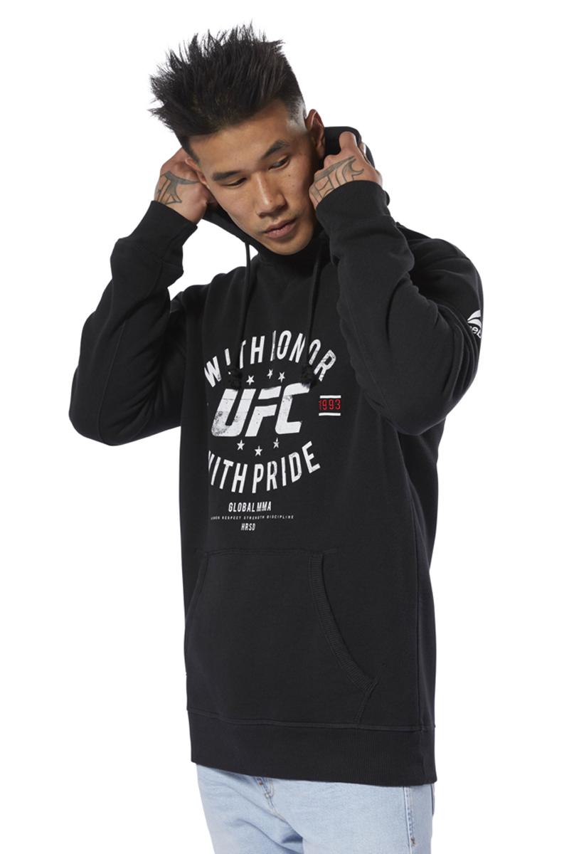 Худи Reebok Ufc Fg Honor & Pride Hood цена