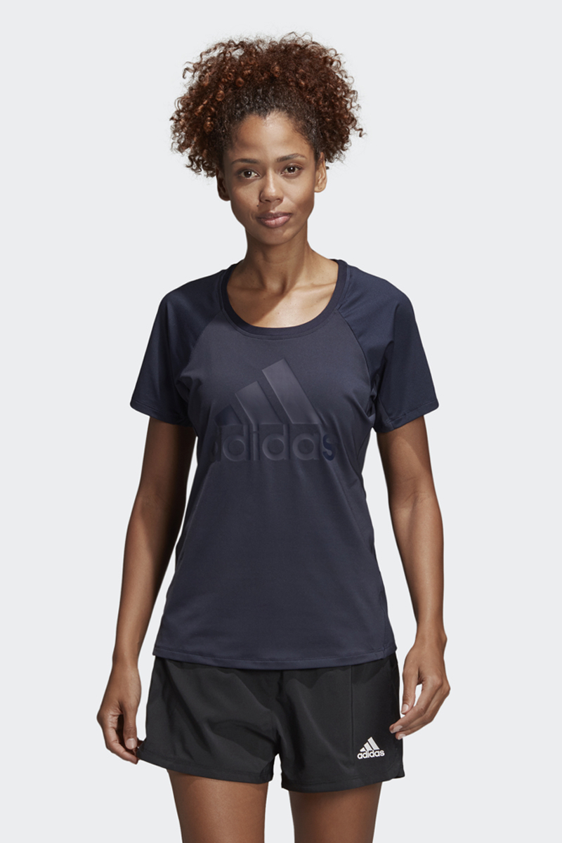 Футболка adidas Trng Tee Logo цена