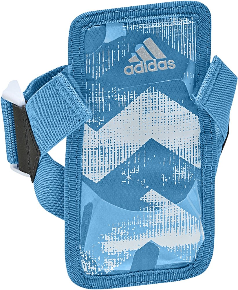 Сумка Adidas Run Mobile Hold, цвет: синий. DT3777 лонгслив мужской adidas sn run cru m цвет синий dn2485 размер xxl 60 62