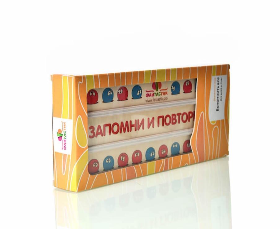 Настольная игра Фантастик Игра Вспомнить все Фантастик 900133, 589-900133 игра головоломка recent toys cubi gami
