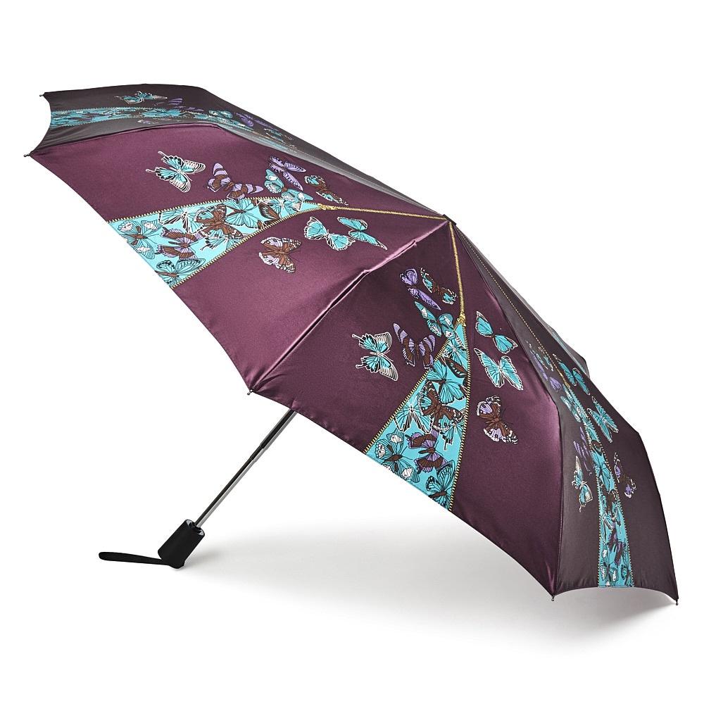 Зонт Henry Backer Q2101 Butterfly, Q2101 Butterfly, фиолетовый шарф женский henry backer цвет розовый hb1605b14 63 размер 100 см х 200 см