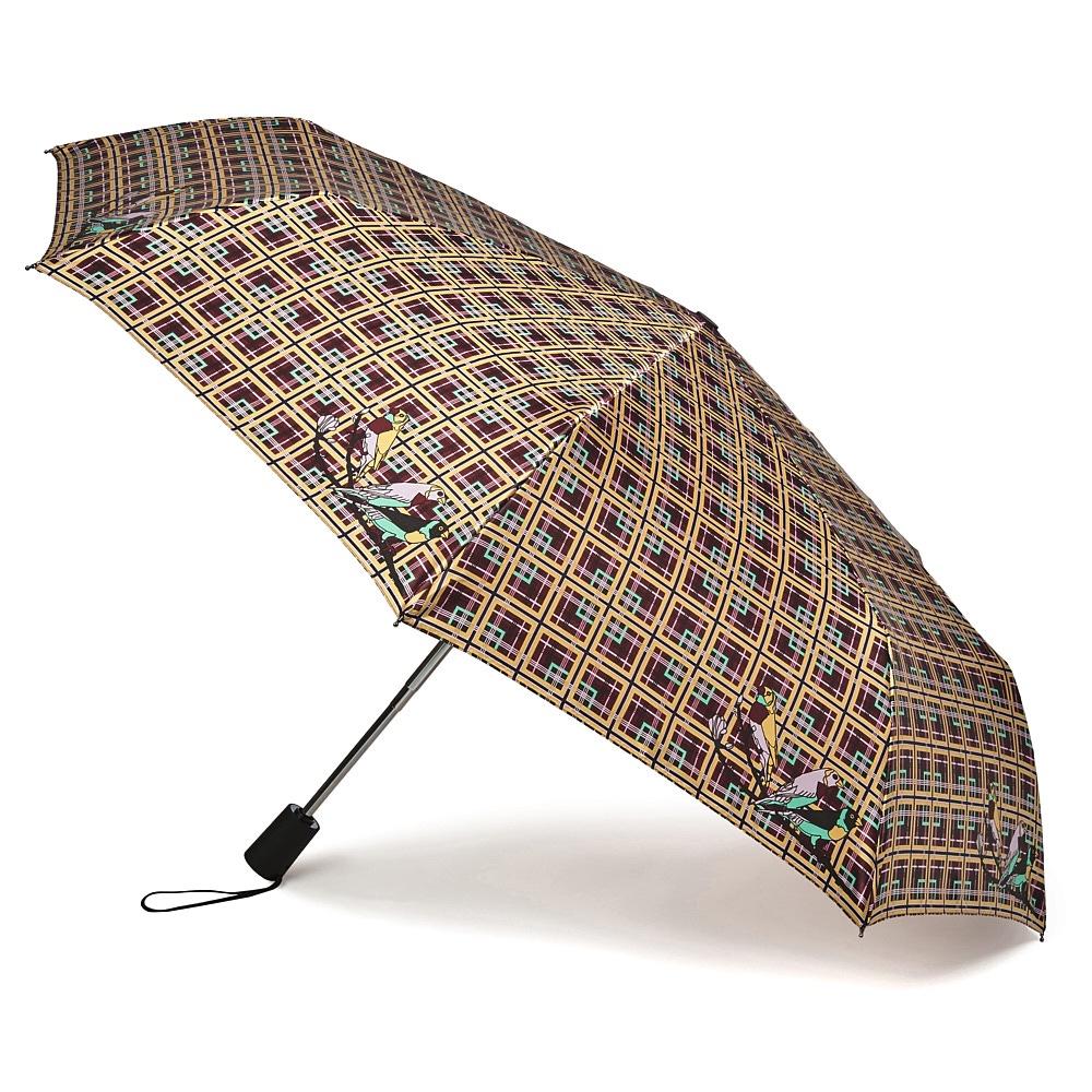 Зонт Henry Backer Q2105 CheckYellow, Q2105 CheckYellow, желтый шарф женский henry backer цвет розовый hb1605b14 63 размер 100 см х 200 см