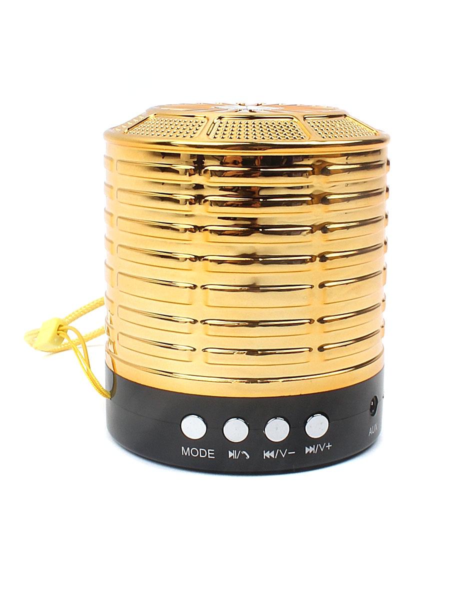 Беспроводная колонка TipTop 0402191326, 4605180108216, золотой