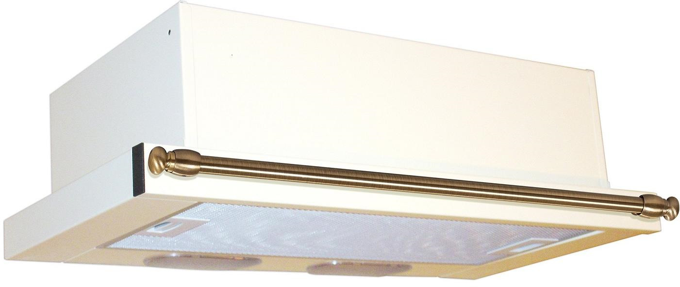 Elikor Интегра 60П-400-В2Л, Beige встраиваемая вытяжка
