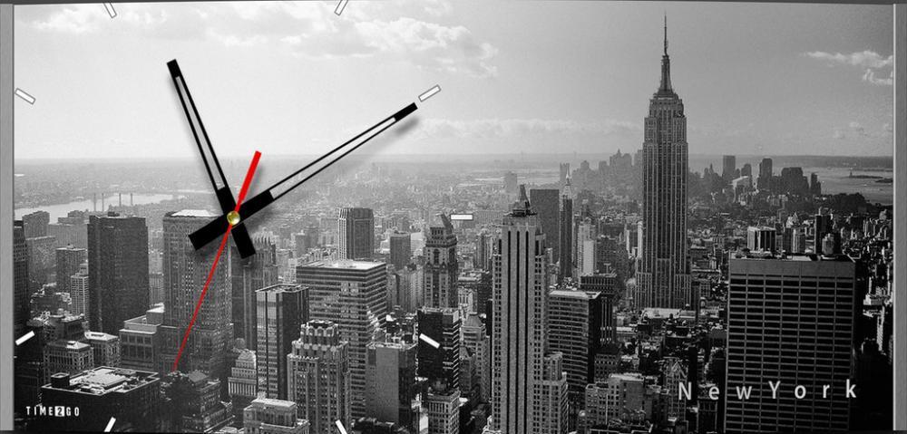 цена на Настенные часы Time2go Настенные часы, 707-3001, серый