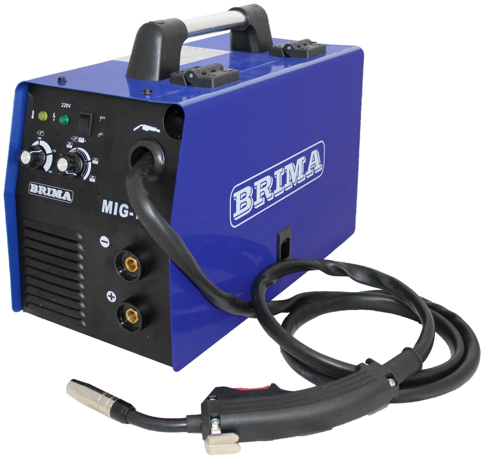 все цены на Сварочный аппарат BRIMA 0013543 онлайн