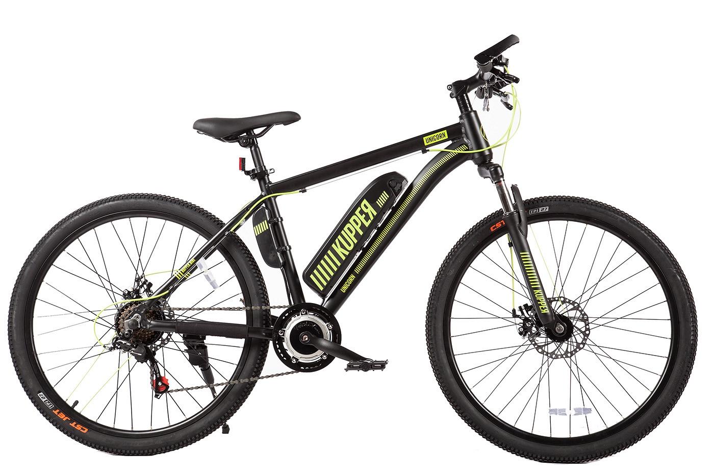 Электровелосипед TSINOVA Kupper Unicorn, 010836 велогибрид kupper unicorn зелено черный