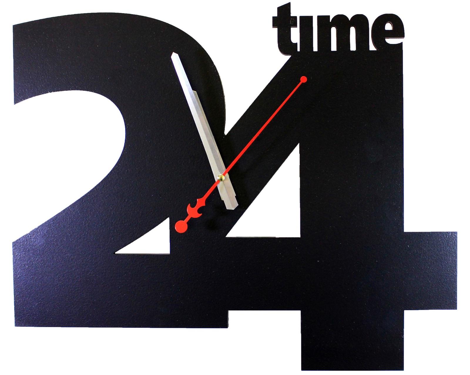 цена на Настенные часы Time2go Настенные часы, 707-4014, черный