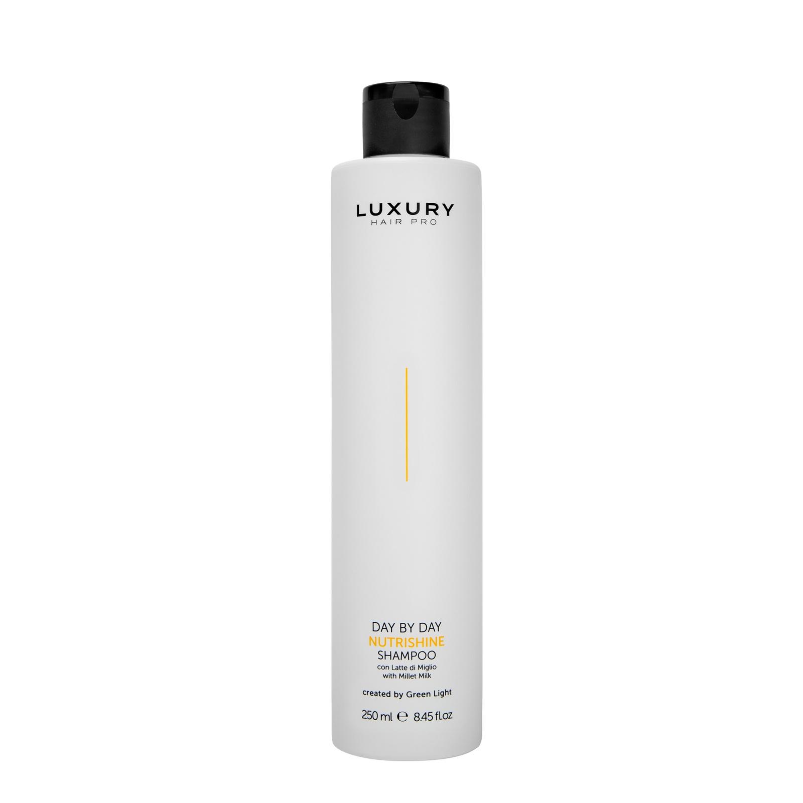 Шампунь для волос Green Light - Day By Day Питание и Блеск, 250мл
