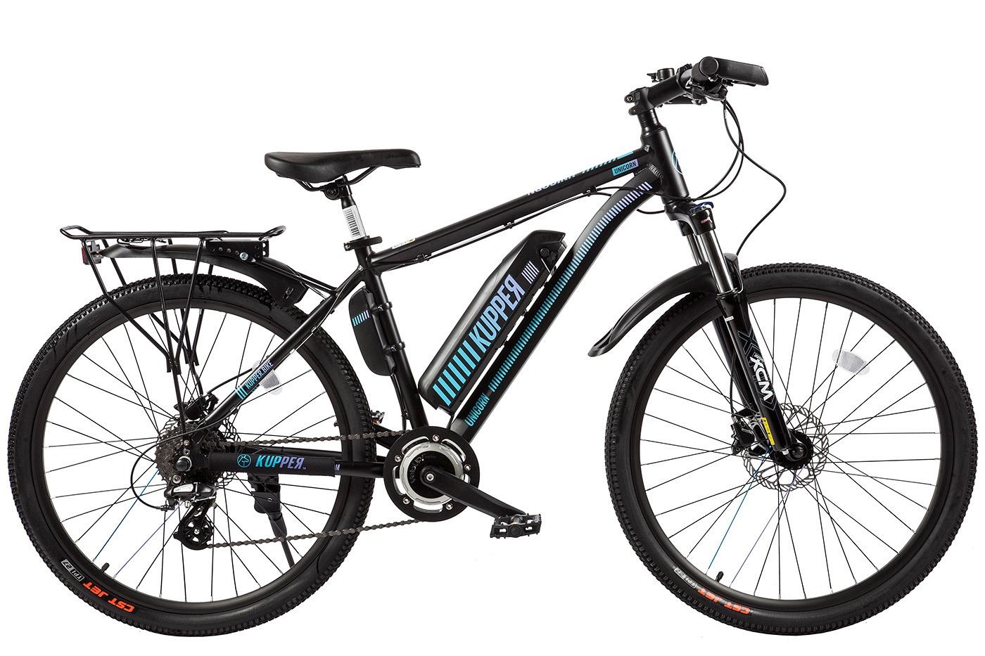 Электровелосипед TSINOVA Kupper Unicorn Pro, 010837 велогибрид kupper unicorn зелено черный