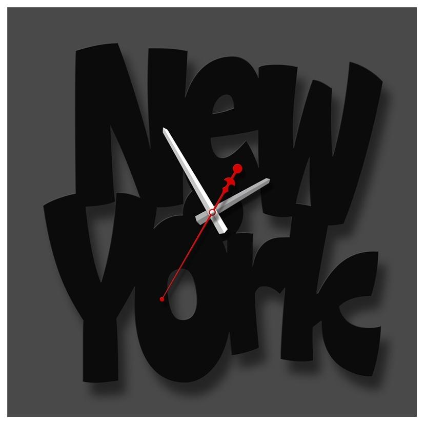 цена на Настенные часы Time2go Настенные часы, 707-4003, черный
