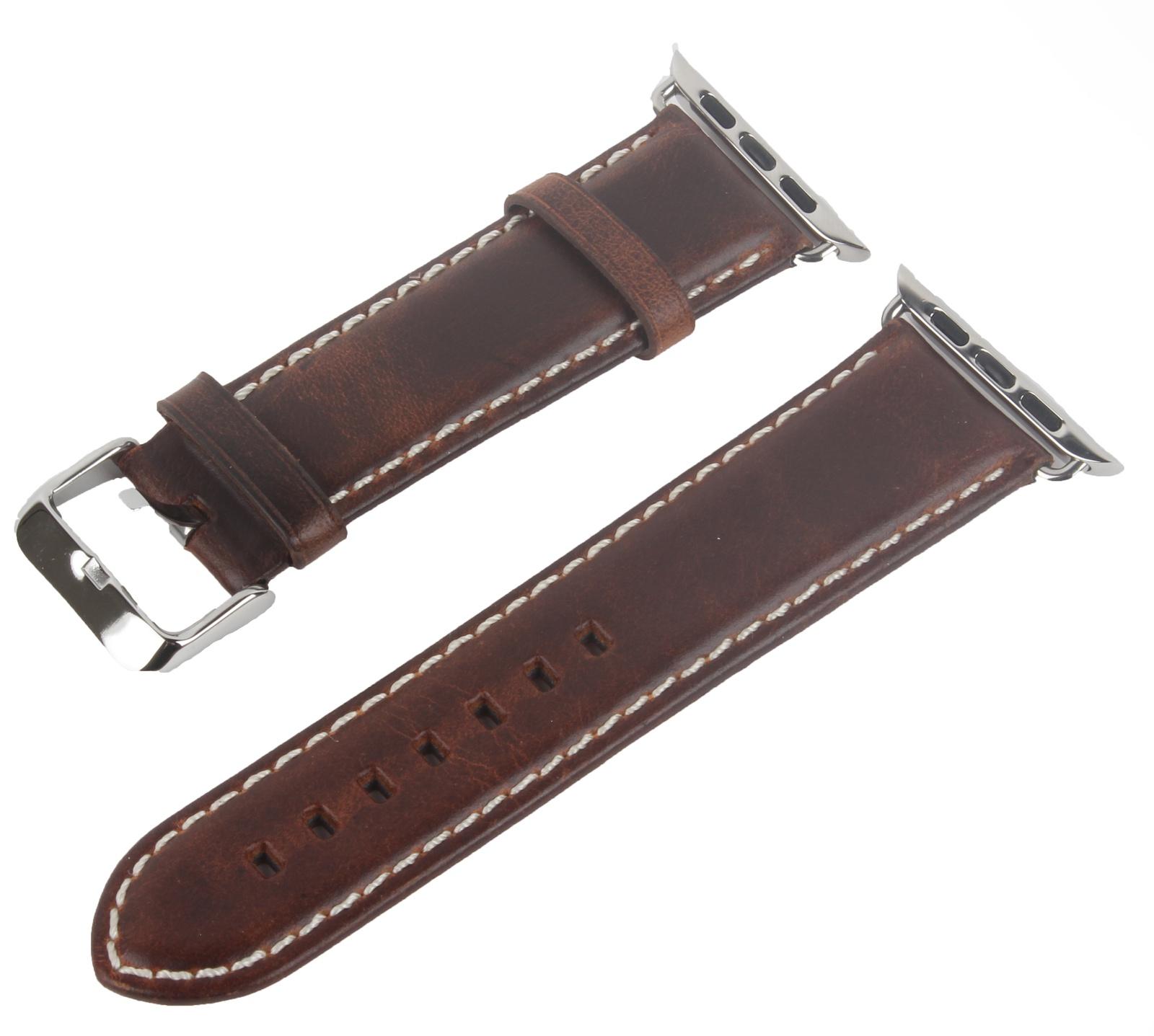Ремешок для смарт-часов TipTop 4662, T4662, коричневый производство наручных часов
