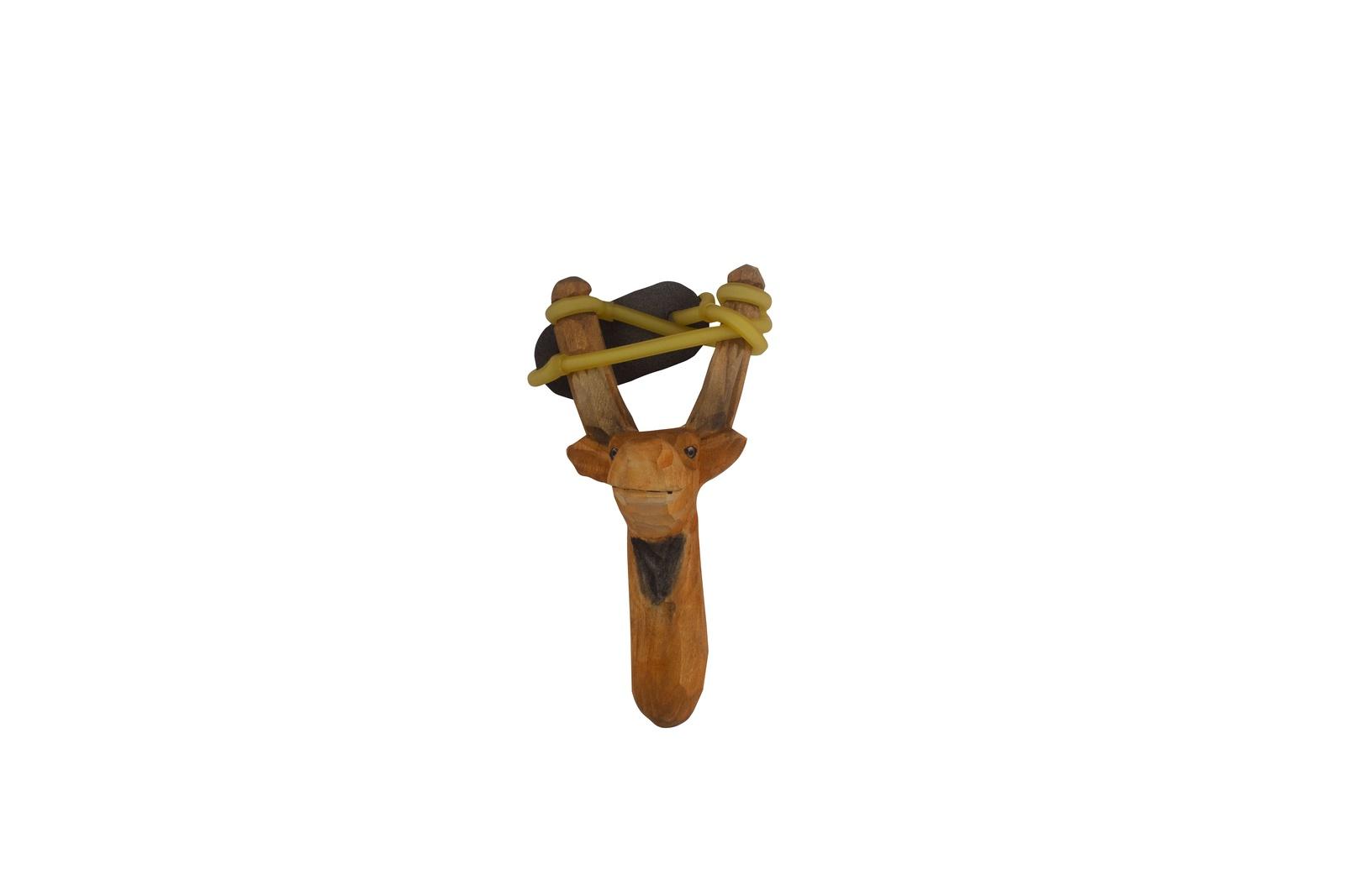 Рогатка игрушечная Molly&Pops Олень, 2000000001845 коричневый рогатка игрушечная molly