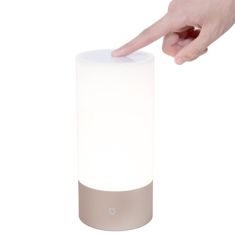 Ночник Xiaomi XMB, 6970244526151, золотой светильник xiaomi mijia yeelight smart bedside lamp gold mjctd01yl
