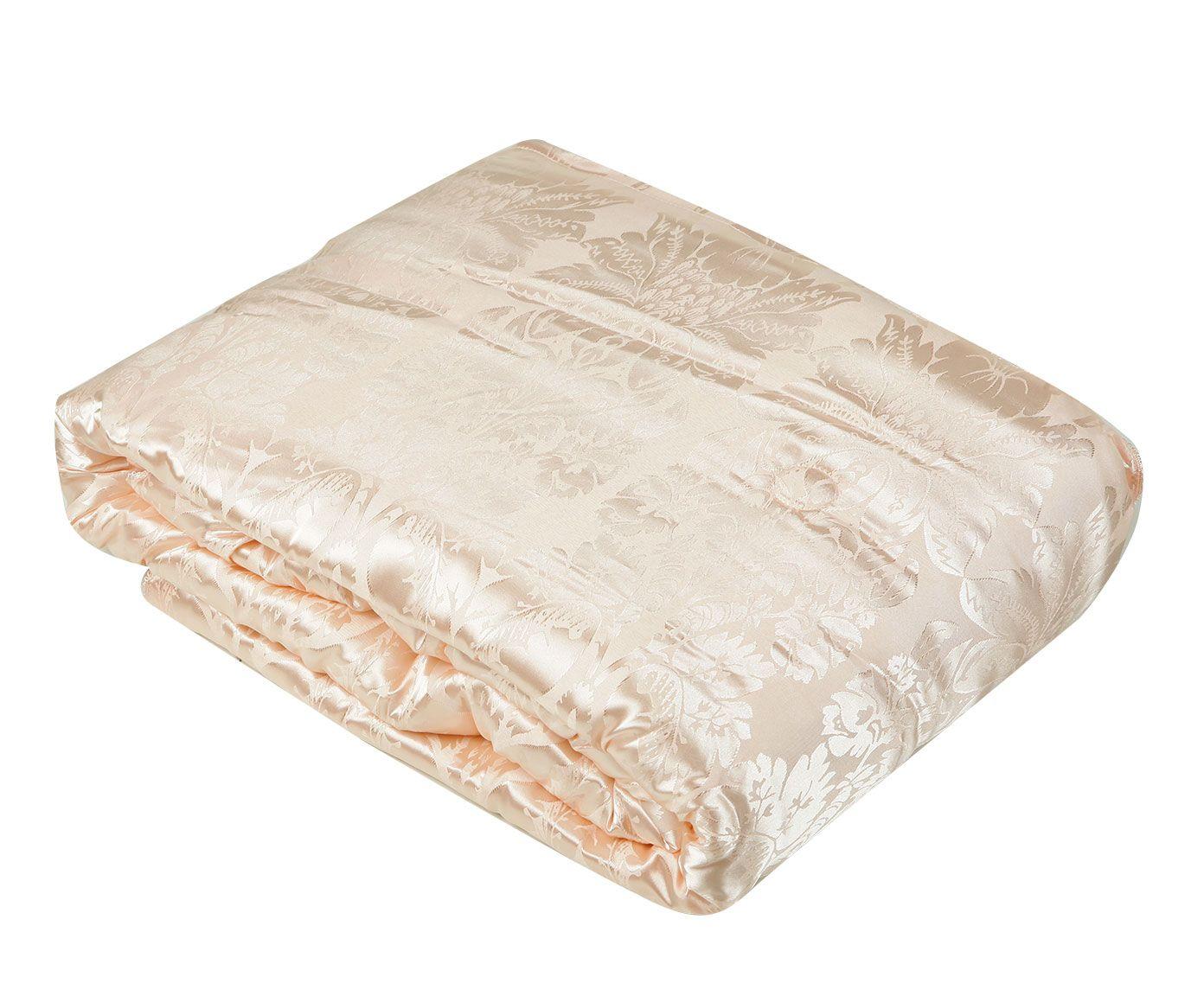 цена Одеяло Pastel шелковое, 437306, розовый онлайн в 2017 году