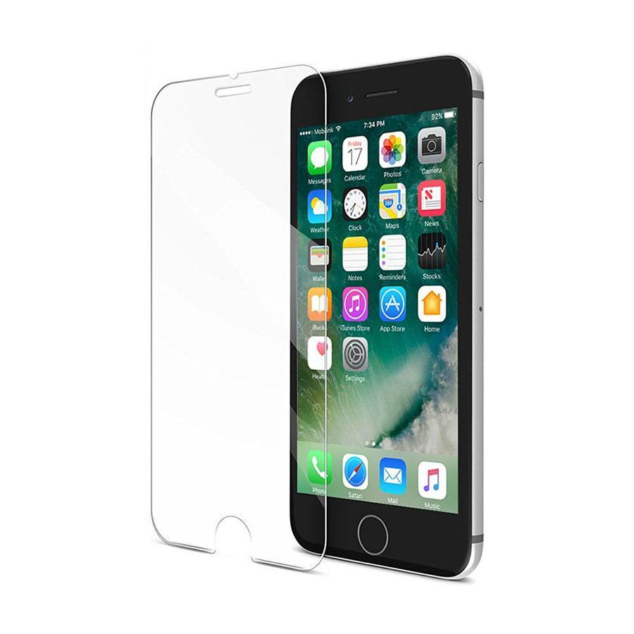 Защитное стекло Tempered Glass iPhone 7/8, IP7pr, прозрачный mediagadget стекло защитное tempered glass iphone 6 plus прозрачное