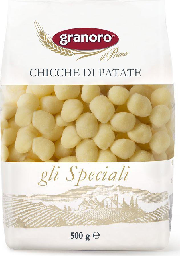 Макароны GranOro Клецки Gli Speciali Кикке ди Патате, 500 г