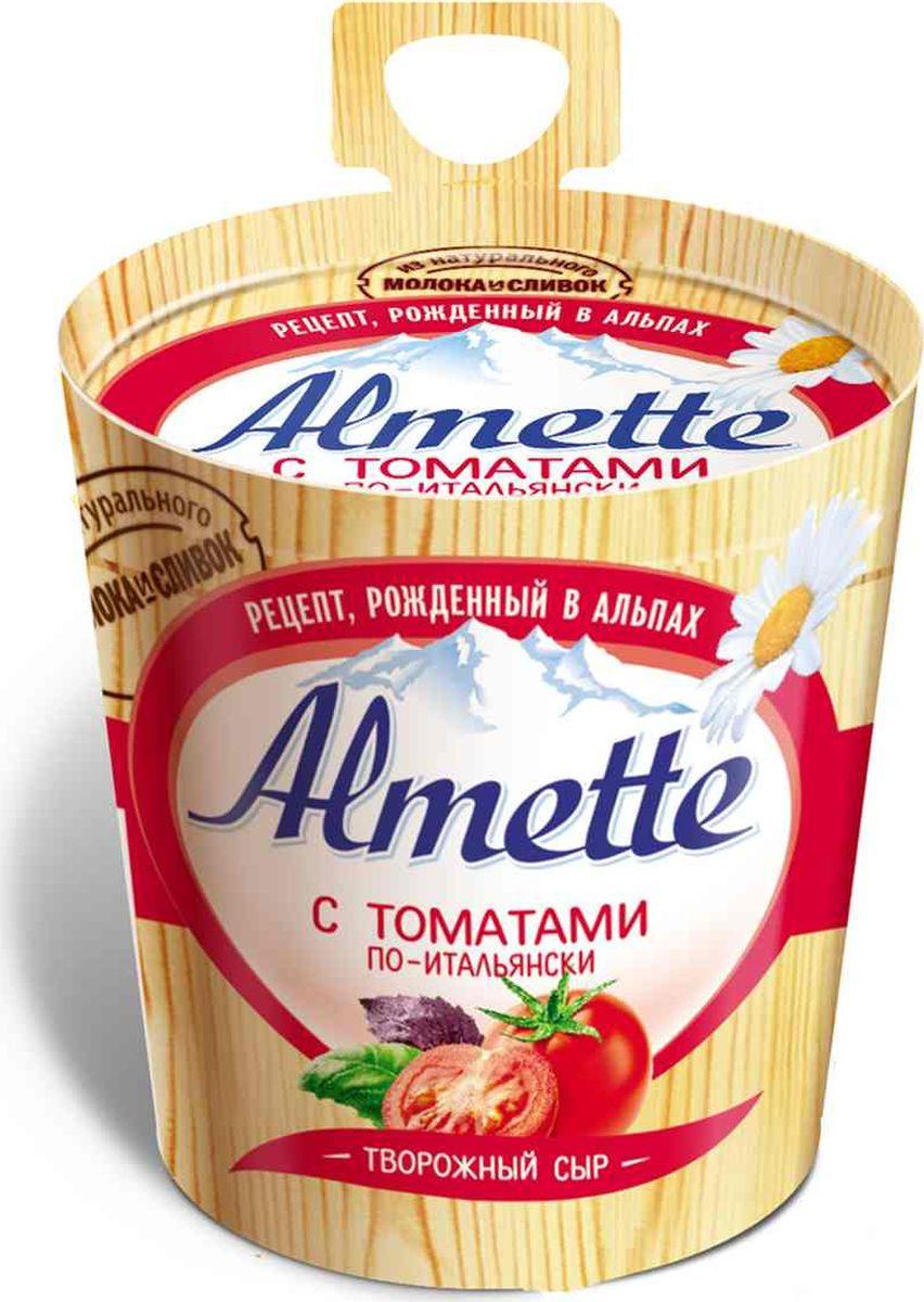 Творожный сыр Hochland Almette с томатами по-итальянски, 150 г