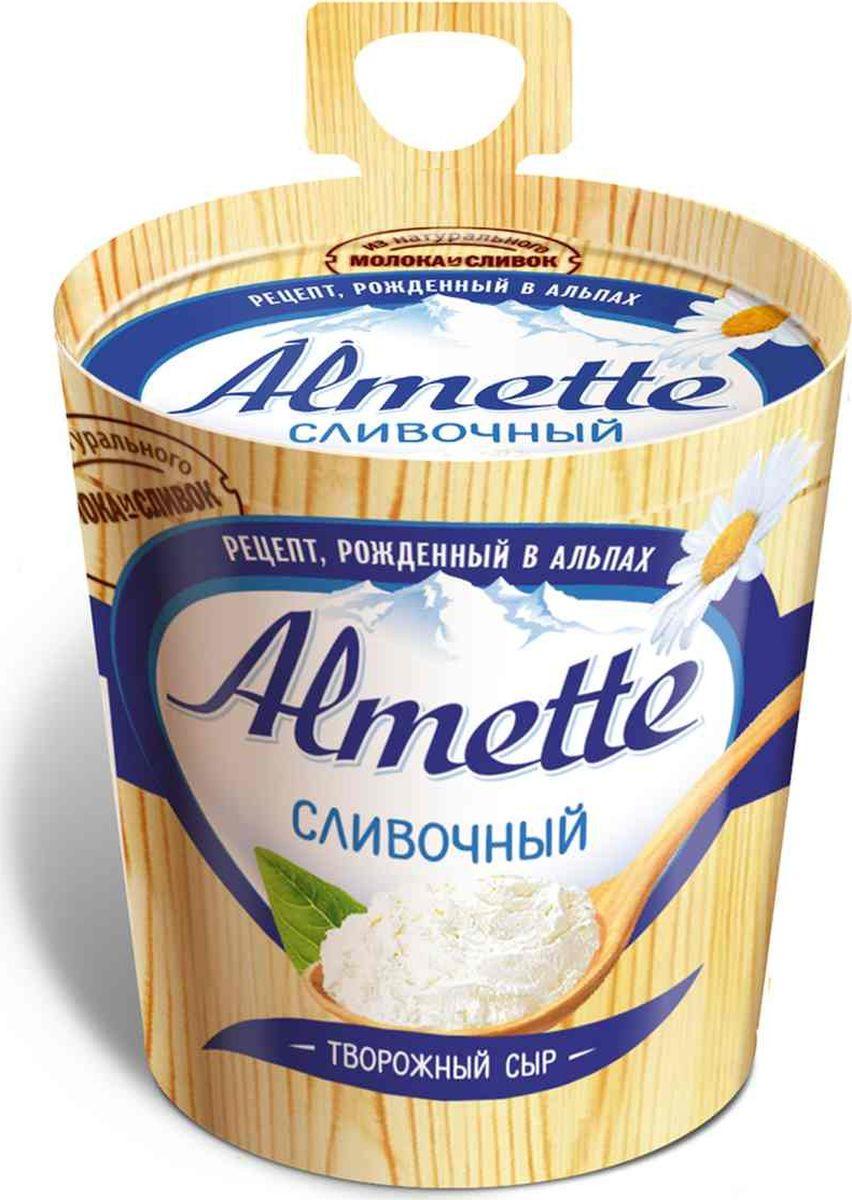 Творожный сыр Hochland Almette сливочный, 150 г