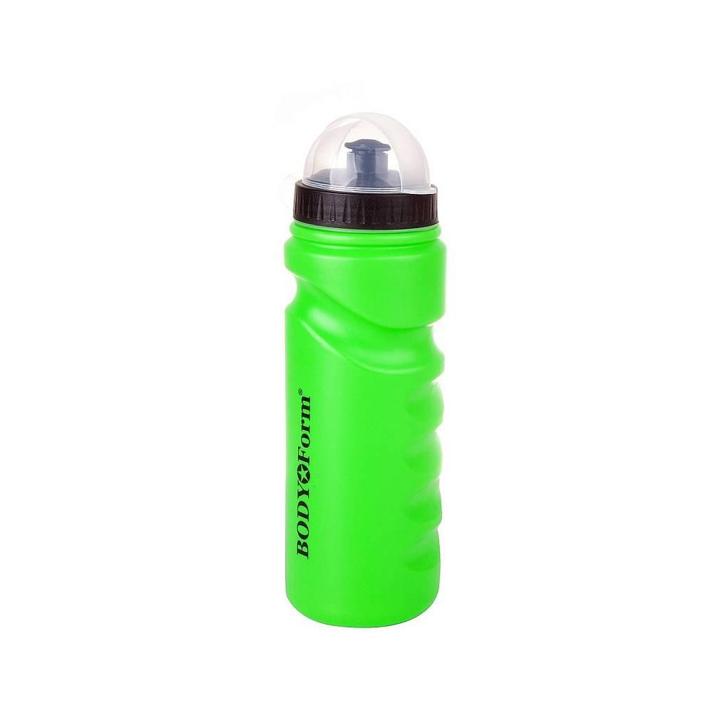 Спортивная бутылка BodyForm F-SWB01-700, BF-SWB01-700-1, зеленыйBF-SWB01-700-1Предназначена для употребления воды и спортивных напитков . Безопасный пластик, пригодный для хранения продуктов питания. Закручивающаяся крышка. Пластик без содержания Бисфенол-А. Объем: 700 мл. Материал: полипропилен, полиэтилен. Упаковка: полиэтиленовый пакет с европодвесом. Страна изготовитель: Китай.