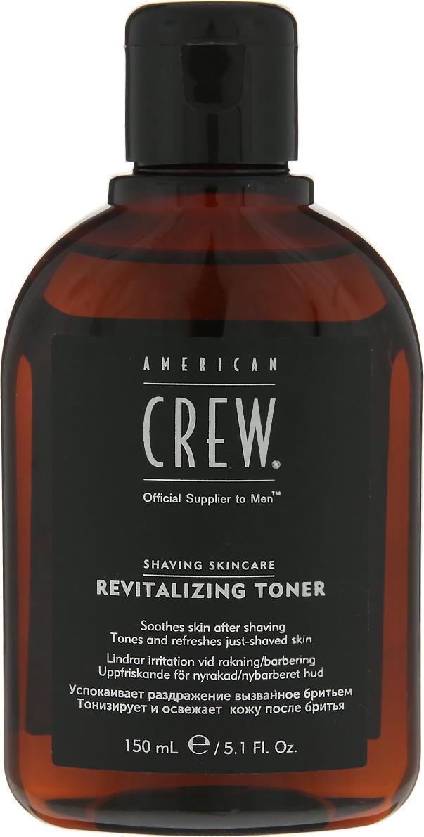American Crew Revitalizing Toner Успокаивающий лосьон после бритья, 150 мл
